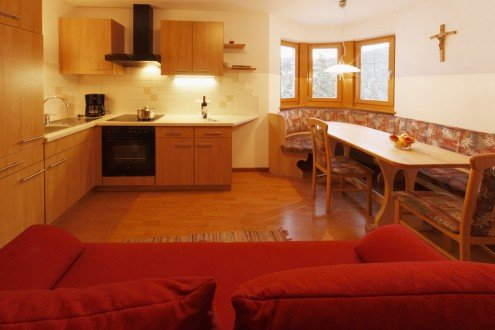 Comfortable and cosy: Holiday apartments on the farm Karerhof