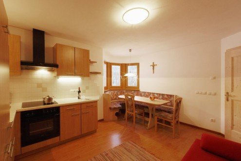 The farm Karerhof: Comfortable holiday apartments in Nova Levante