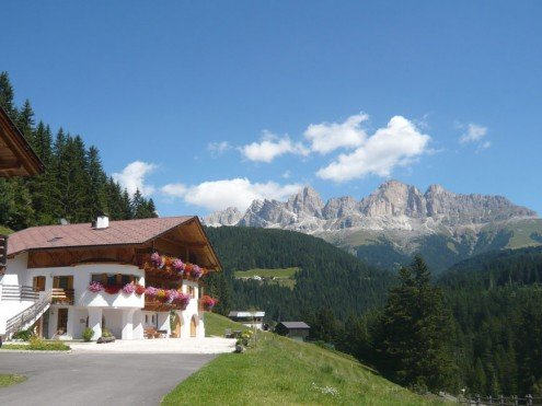 Holidays in Nova Levante: Terrific alpine views in Val d'Ega