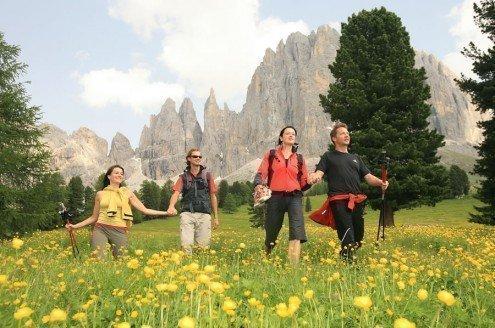 Vacanze escursionistiche a Nova Levante/Val d'Ega